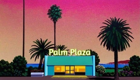 Palm Plaza (16+) Small Banner