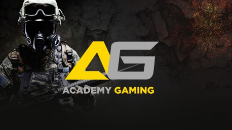 Academy Gaming Small Banner