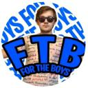 The Boys Small Banner