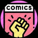 Hitchhiker's Guide Comicverse Small Banner