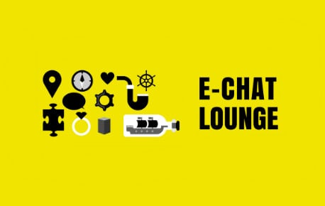 e-Chat Lounge Small Banner