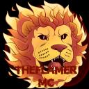 The Flamer MC Small Banner
