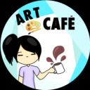 Art Cafe Small Banner