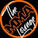 The MMA Lounge Small Banner