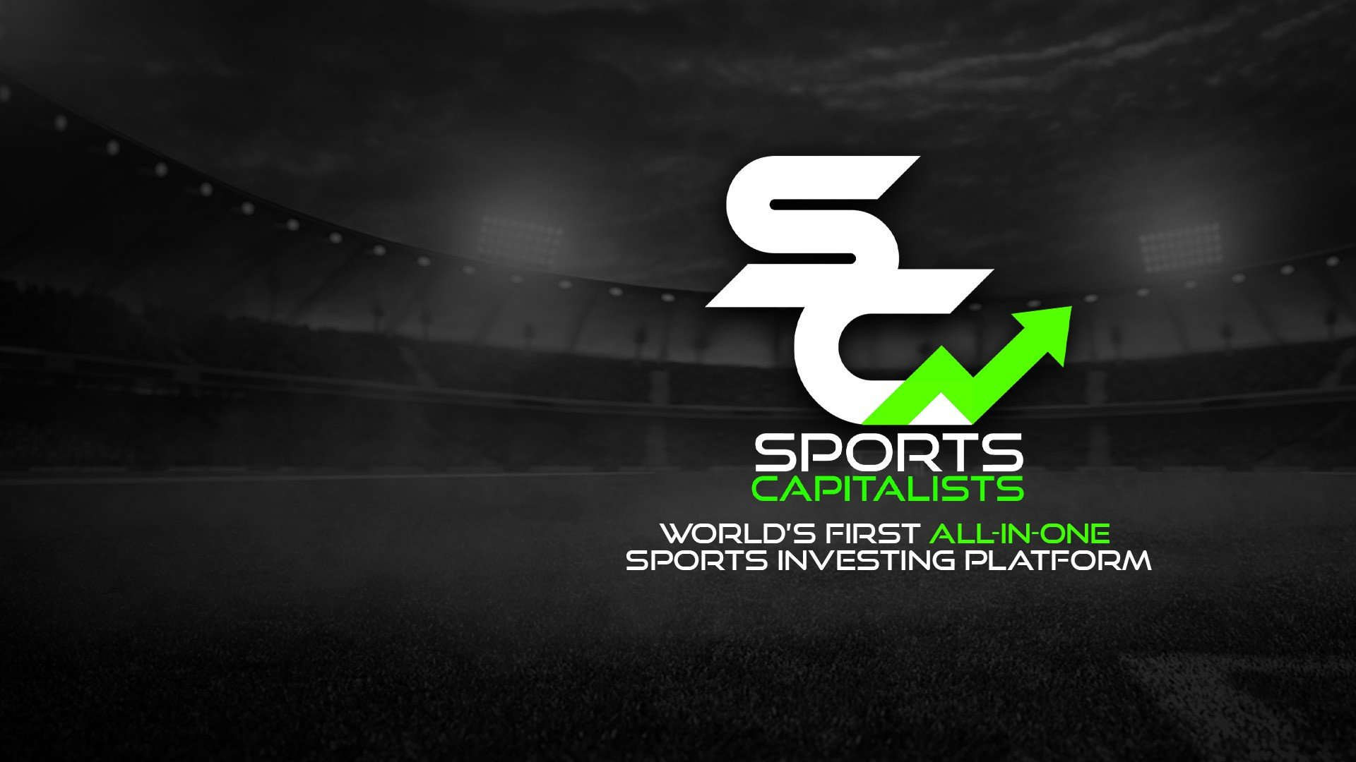 Sports Capitalists Small Banner