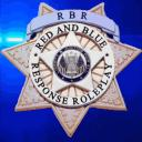 RBR - Red and Blue Response Small Banner