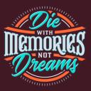 Die With Memories Small Banner