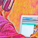 STUDY WITH ME Small Banner