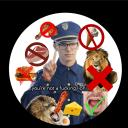 🚨carnistpolice🚨 Small Banner