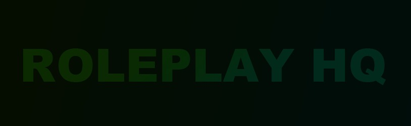 ROLEPLAY HQ Large Banner