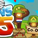 Dutch Bloons TD 5 Small Banner