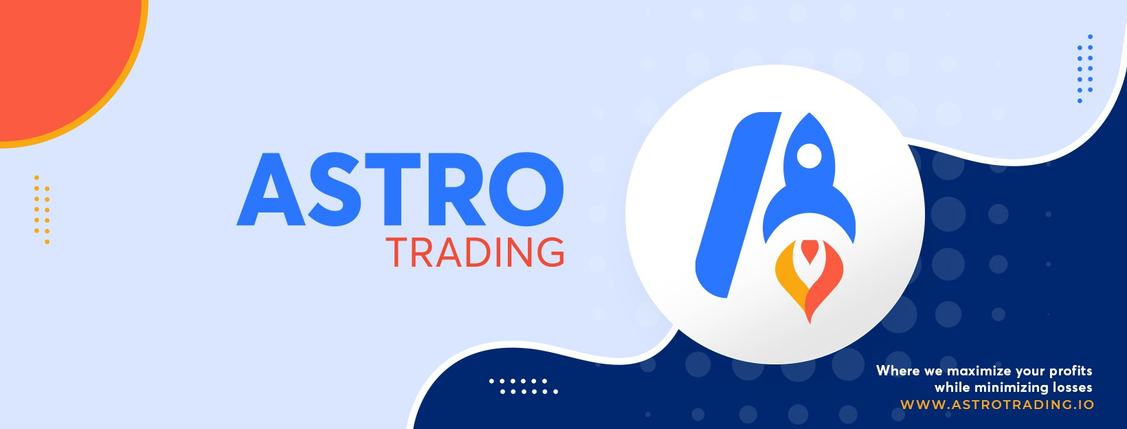Astro Trading Small Banner