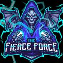 The Fierce Force Small Banner