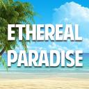 Ethereal Paradise Small Banner