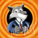 Mr. Wolf's Forge Small Banner