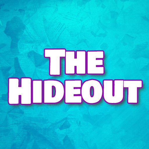 The Hideout Small Banner