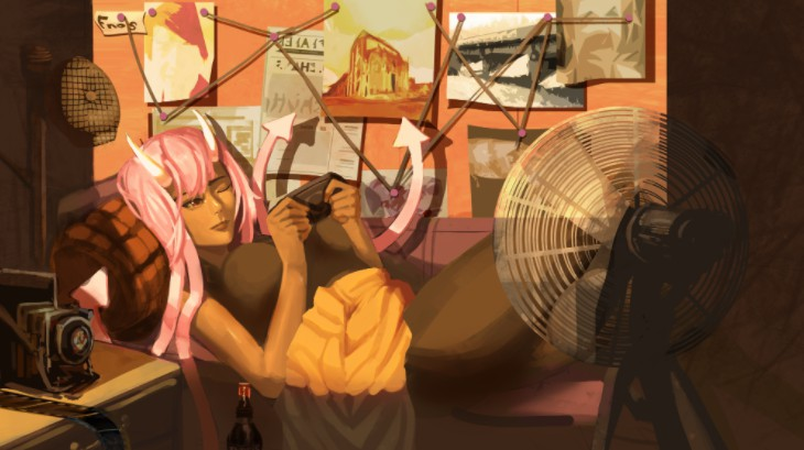 Anicloud Cafe • Anime community Large Banner