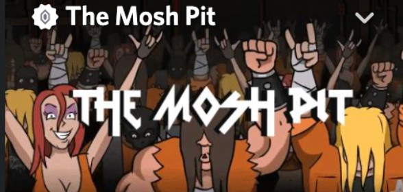 Join the mosh pit