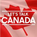 Let's Talk Canada! Small Banner