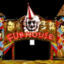 The Laffy Funhouse Small Banner