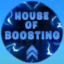 House of Boosting Small Banner