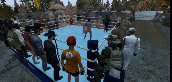 Boxing Event