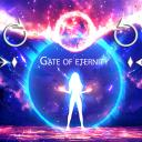 Gate of Eternity Small Banner
