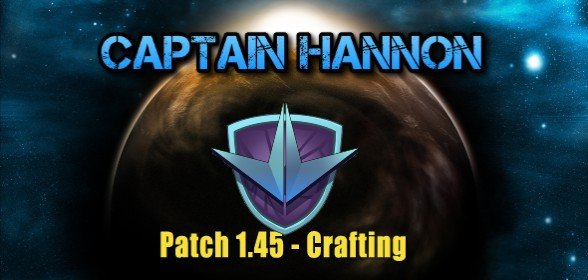 Release 1.45 Crafting & More