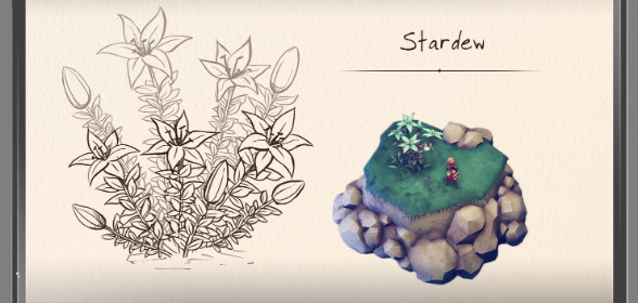 Plant from the lore named by a community member.
