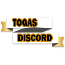 Togas Discord Small Banner