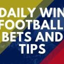 Daily WIN Football Bets & Tips Small Banner