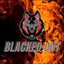 Blacked Out Small Banner