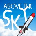 Above The Sky Small Banner
