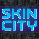 Skin City Small Banner