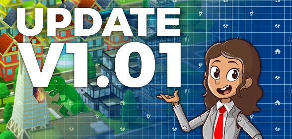 Tinytopia Update V 1.01 is Live!