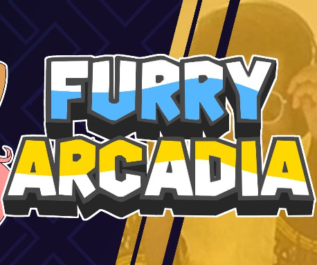 Furry Arcadia Small Banner
