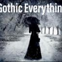 Gothic Everything Small Banner