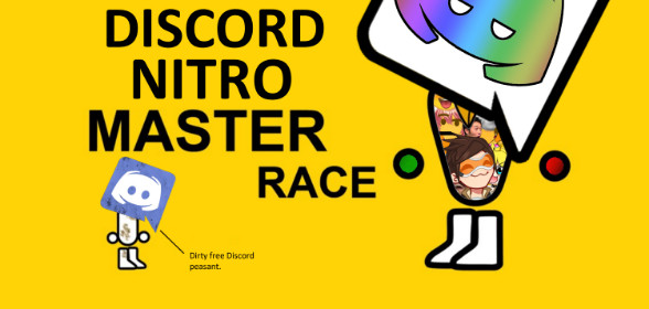 NITRO GIVEAWAY THIS WEEKEND