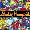 The Static Hangout Small Banner