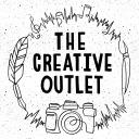 The Creative Outlet Small Banner