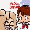 PaPa's Cuisine Small Banner