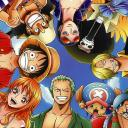 One Piece Balkan Small Banner