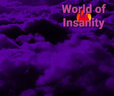 🔥World of Insanity🔥 Small Banner