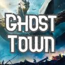 Ghost Town Small Banner