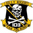 The Jolly Rogers Small Banner