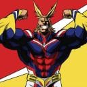 All Might ~PLUS ULTRA~ Small Banner