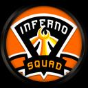 Inferno Squad Small Banner