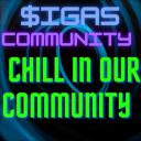 $IGAS Community Small Banner