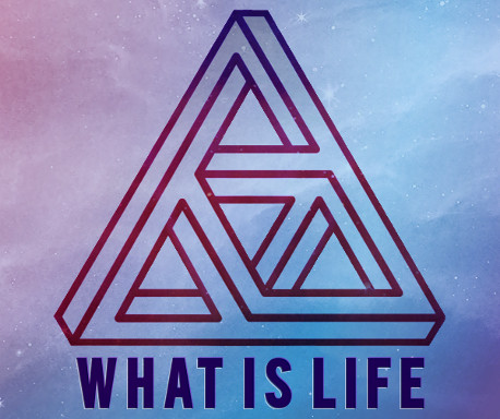 What is Life Small Banner