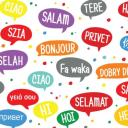 Daily Language Small Banner
